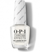 Chrome Effects Nail Lacquer Top Coat